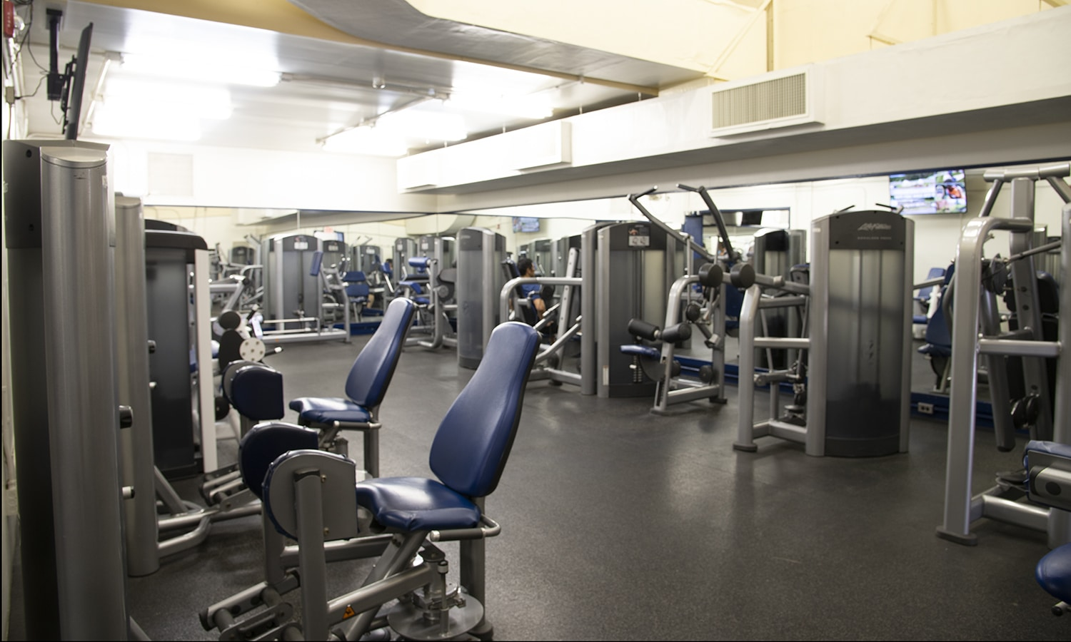 Potter Fitness Center