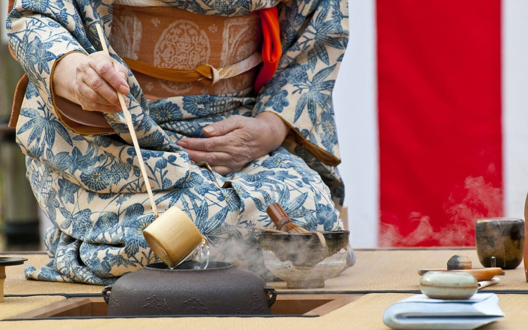 The Japanese Tea Ceremony 茶の湯